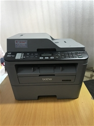 Máy in cũ Brother MFC-L2701D, In, Scan, Copy, Fax, In 2 mặt tự động